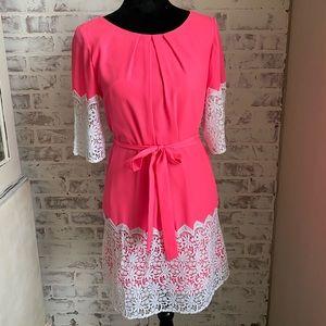 Light easy to wear spring dress